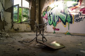 The broken places (Lost Places)