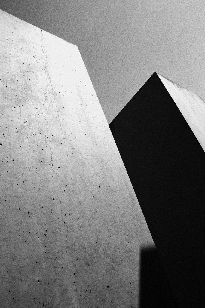 Schattenseiten 1 (Architekturversuche in Berlin)