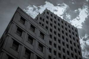 Irgend ein Haus (Architekturversuche in Berlin)