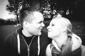 Freakfotos mit Jenny und Daniel 1 (Mein erstes Pärchenshooting)