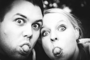 Freakfotos mit Jenny und Daniel 3 (Mein erstes Pärchenshooting)