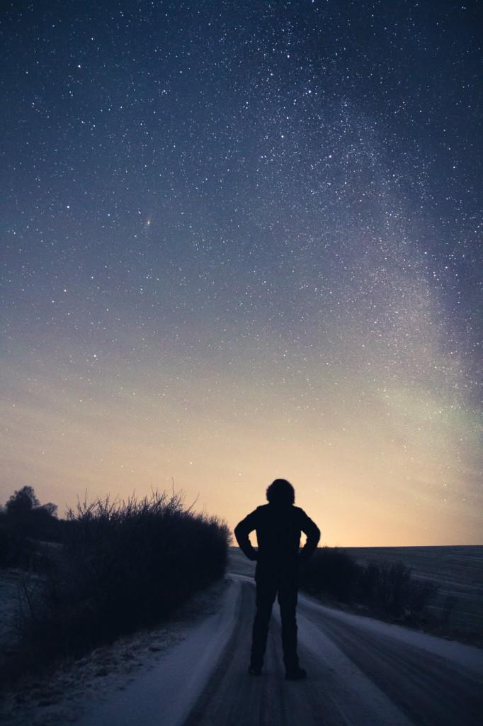 Astro 3 (Astrofotografie – oder wie ich fast in der Pampa erfroren wäre)