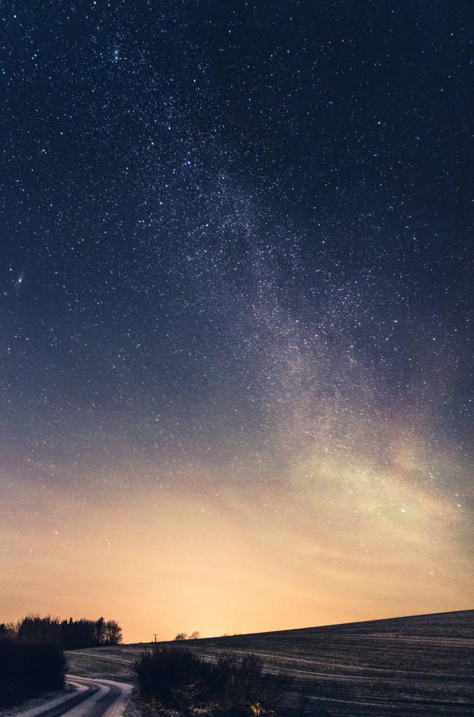 Interstellar (Astrofotografie – oder wie ich fast in der Pampa erfroren wäre)